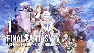 Final Fantasy IV: Free Enterprise Randomizer - Let