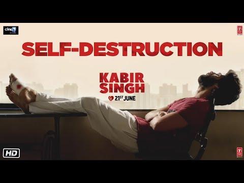 Kabir Singh: Self - Destruction (Dailogue Promo)  Shahid K, Kiara A, Sandeep V   21st June