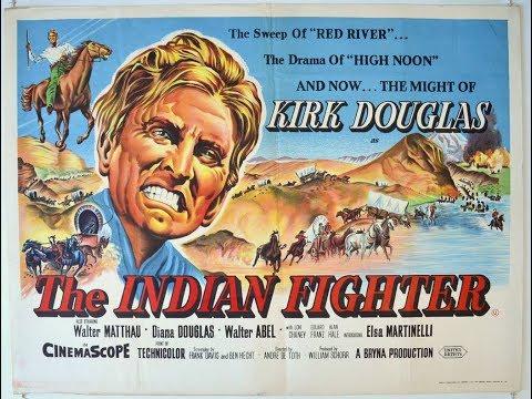 The Indian Fighter 1955 Indijanski Borac