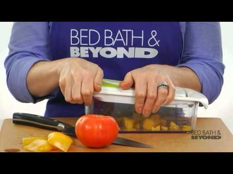 The Sharper Image 4 In 1 Chop And Slice At Bed Bath Beyond Youtube