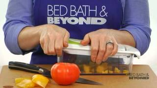 The Sharper Image 4-in-1 Chop and Slice at Bed Bath & Beyond