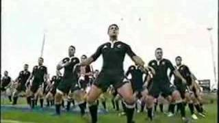 New Zealand Maori V Tonga Haka thumbnail