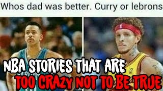 Download 4 NBA Stories That Are TOO CRAZY Not To Be TRUE! Mp3 and Videos