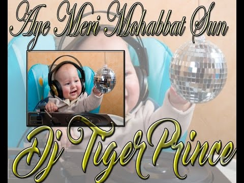 Aye Meri Mohabat Sun Quwwali  (Remix ) | Dj Tiger Prince |