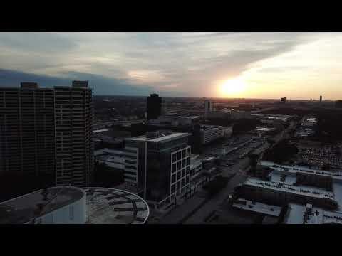 Greenway Plaza - Test Footage 11