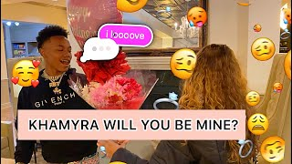 I Asked Queen Khamyra To Be My Girl PART 1