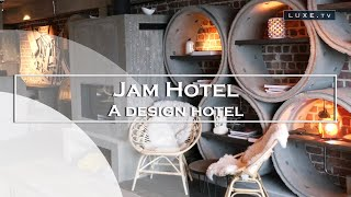 Jam Hotel: a design hotel in the heart of Brussels