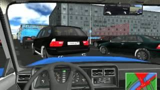 МОСКВА. ЦЕНТР. Поездка. 3D-инструктор 1.4 (