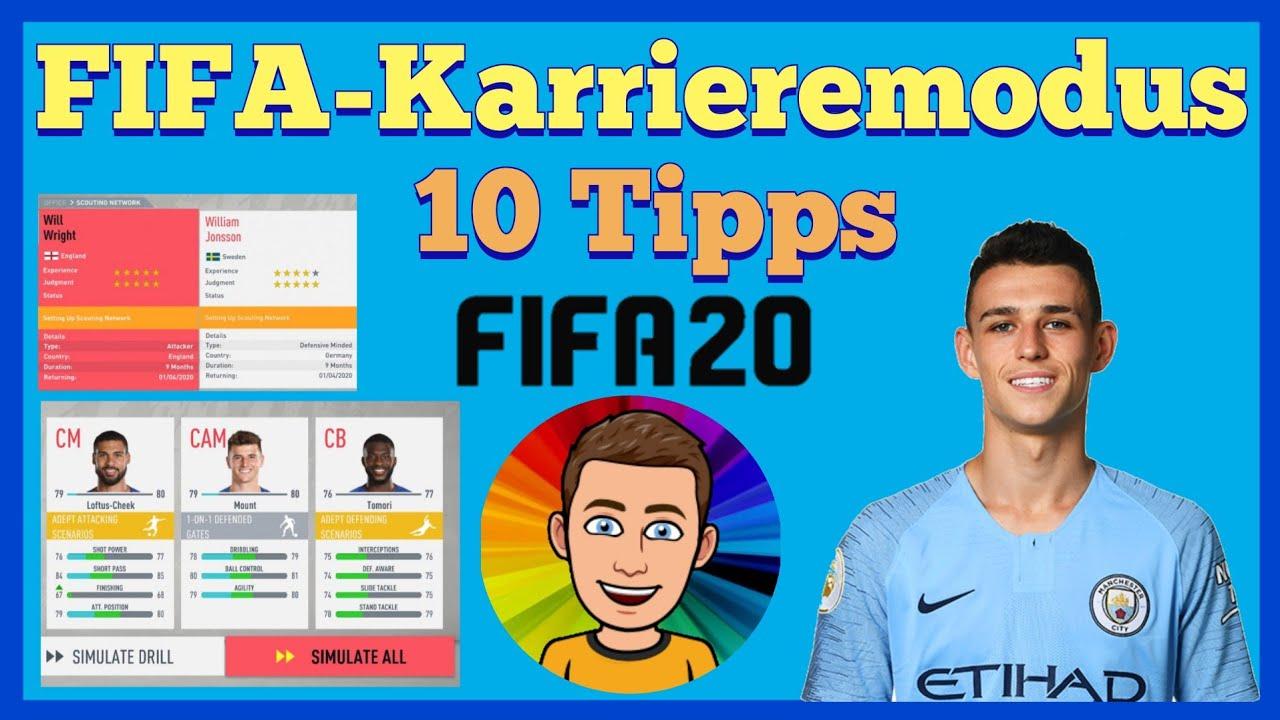 Fifa Karrieremodus Tipps