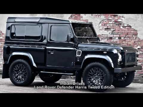Land Rover Defender Harris Tweed Edition by Kahn