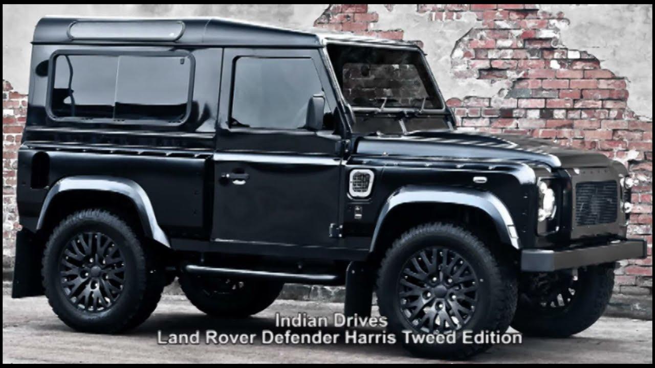 2013 land rover defender by kahn design youtube - 2013 Land Rover Defender By Kahn Design Youtube 27