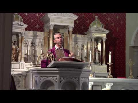 Father Ken Geraci, CPM Second Sunday of Advent Homily