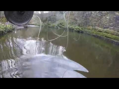 Fishing Dirty Places Bolton  24 Mar 18