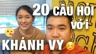 20 Câu Hỏi Với Khánh Vy (English Video) || 5 Minutes About IELTS