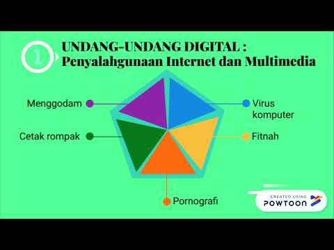 Powtoon - Undang-Undang Digital (HMN3013)