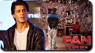 "Shah Rukh Khan ""Fan"" Movie Review Video 