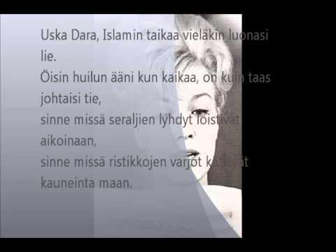 Uska Dara (instrumental, karaoke)