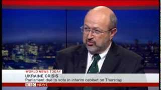 OSCE Secretary General Lamberto Zannier on BBC World News