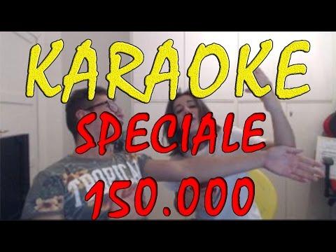 KARAOKE CON MARINA - SPECIALE 150.000 ISCRITTI