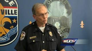 WLKY looks at LMPD guidelines for rendering aid at crime scenes