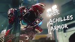 Halo 5 Achilles Armor Glitch | Halo Infinite Pros