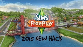 Sims Freeplay Cheat (AUGUST, 2015)