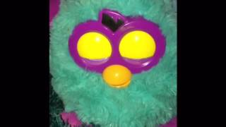 All of the voices when your Furby changes personality