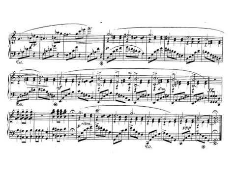 R. Schumann: Papillons Op. 2 Sheet Music