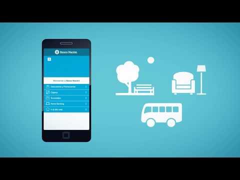 Banco Nación - Tutorial App