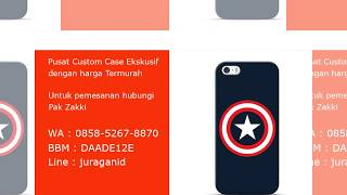 Gambar cover 0858-5267-8870, Custom Case Hp Murah Di Garut