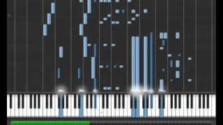 Chicago -Piano roll Aeolian #1052