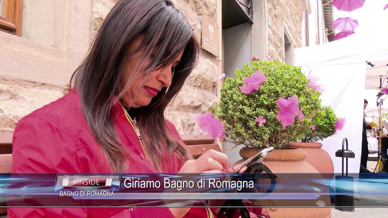BAGNO DI ROMAGNA: Giriamo Bagno di Romagna 07-05-2017 - YouTube