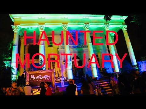 The haunted mortuary New Orleans (haunted house)
