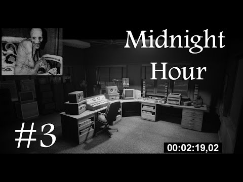The Midnight Hour 1x03: L'Esperimento Russo del Sonno (Creepypasta)