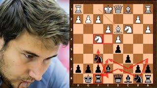 Amazing NImzo Indian Chess Game || Le Quang Liem vs Sergey Karjakin || SportAccord World Mind Games