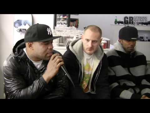 GermanRhymes.de - Interview with Marco Polo, Torae & Ruste Juxx