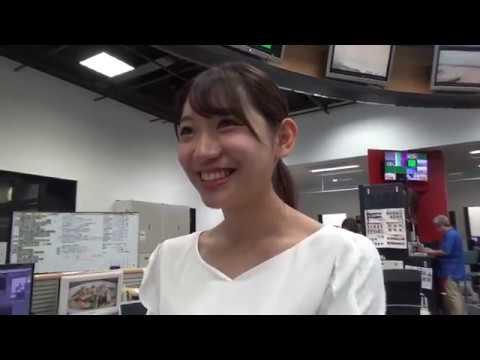 FBS新人アナ小林茉里奈・デビューに密着!