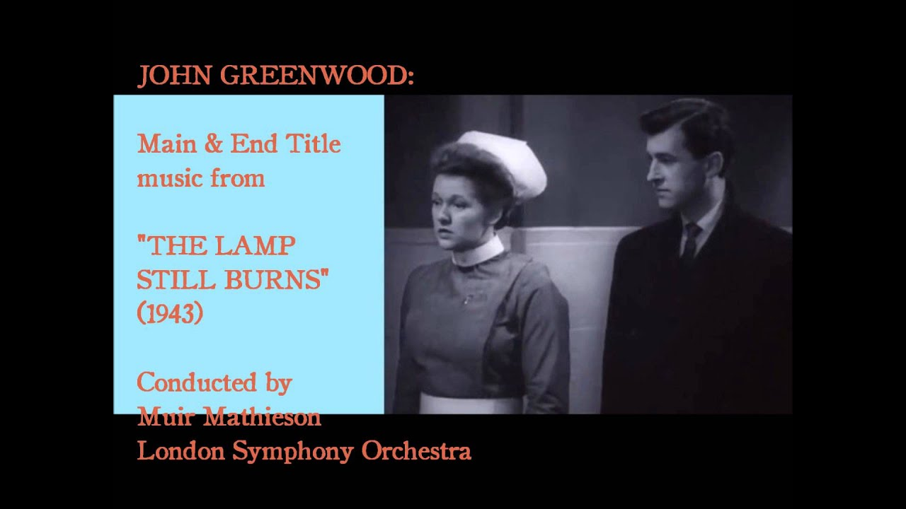"John Greenwood: Main & End Title music from ""The Lamp ..."