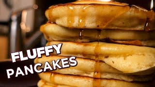 FLUFFY PANCAKES / at Stefi's
