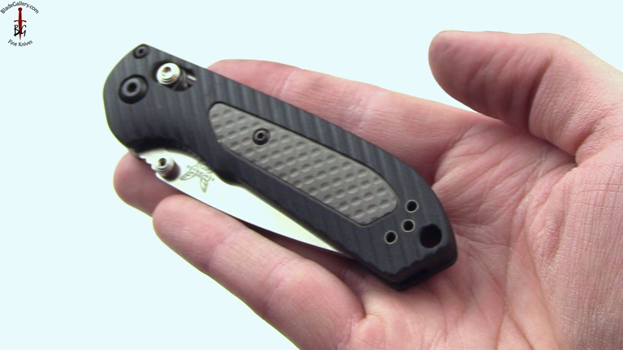 565 Mini Freek with Grivory handle and S30V steel by Benchmade Knives