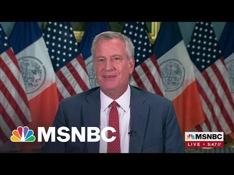 NYC Mayor Predicts Travel Bans, Evacuation Likely In Future Storms