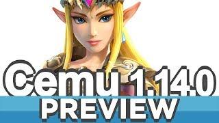 Cemu 1.14.0 (Wii U Emulator) | Improvements Preview Video