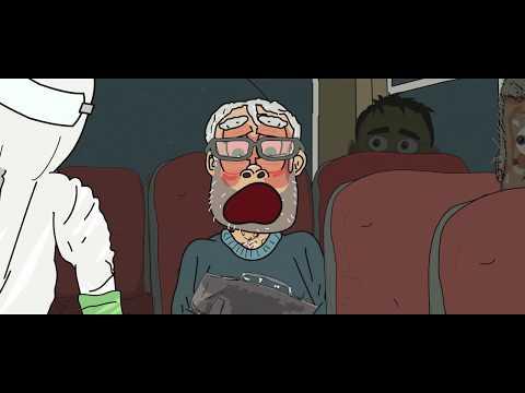 PORUCZNIK KABURA (2020) | Tak zaczęła się epidemia! (trailer)