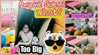 LOL surprise ll Amazing surprise giant Box ll Big Box ll what surprise waiting for us? wajiha&#39s vlog