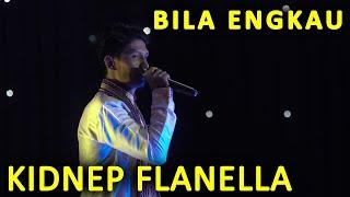 Kidnep (Flanella) - Bila Engkau ft Paidjo Band at Glutera Anniversary (HD 720p)