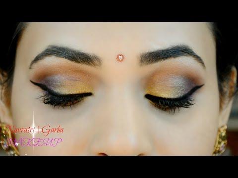 makeup by ethnico-Navratri | Garba Makeup Tutorial