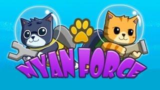 Nyan Force Walkthrough