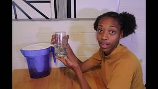 Pee in Water Filter Review!!!!