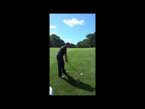 R Morgan Golf Bloopers