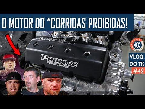 A FÁBRICA DO MELHOR MOTOR TURBO DE ARRANCADA DO MUNDO! ProLine Racing